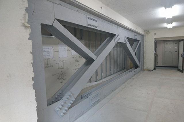 価値の創造【居ながら耐震工事事例①】