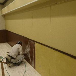 内装復旧工事2