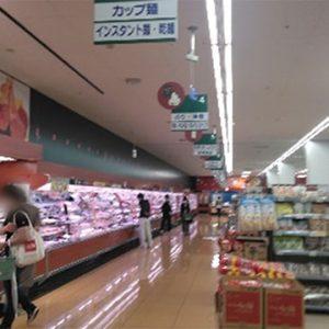 スーパーマーケット店舗改修工事