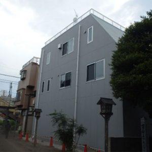 事務所・倉庫新築工事