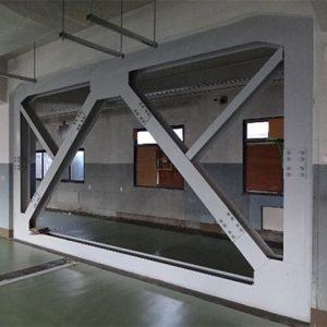 工場耐震補強工事