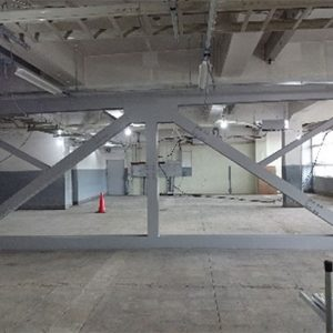 完了  内部 1階 工場・倉庫