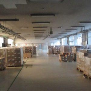 着工前 内部 2階事務所・作業場