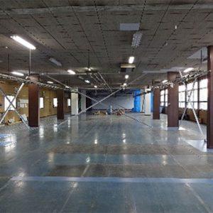 完了 内部 2階事務所・作業場